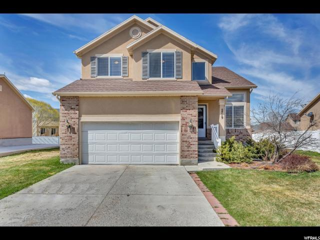 5719 Ketch Ln N, Stansbury Park, UT 84074 (#1514543) :: The Fields Team