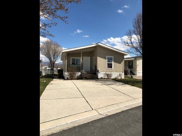3661 S Birch River Rd W #169, Salt Lake City, UT 84119 (#1514553) :: Exit Realty Success