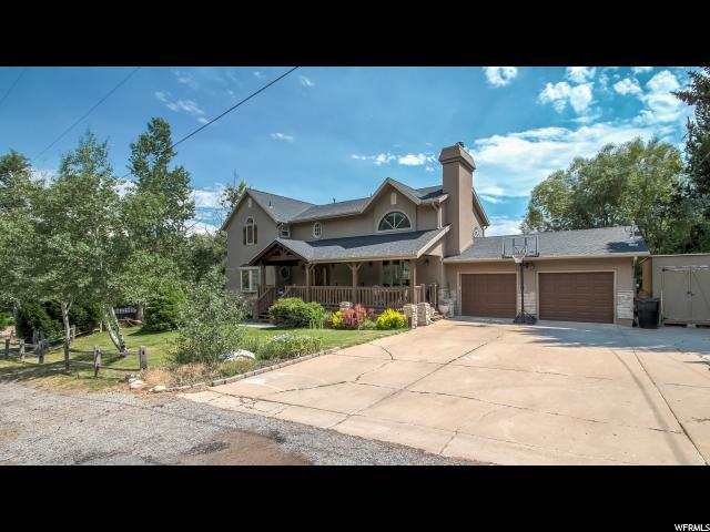 5763 Cascade Dr, Mountain Green, UT 84050 (#1514632) :: The Fields Team