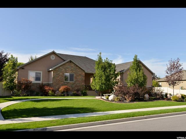 1620 Crestmont Way, Kaysville, UT 84037 (#1514713) :: Exit Realty Success