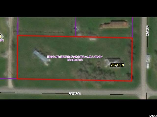 25715 N 9000 W, Portage, UT 84331 (#1514899) :: The Fields Team