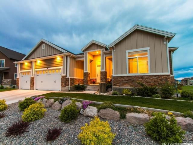 198 E 660 S S, Vineyard, UT 84058 (#1514961) :: Exit Realty Success