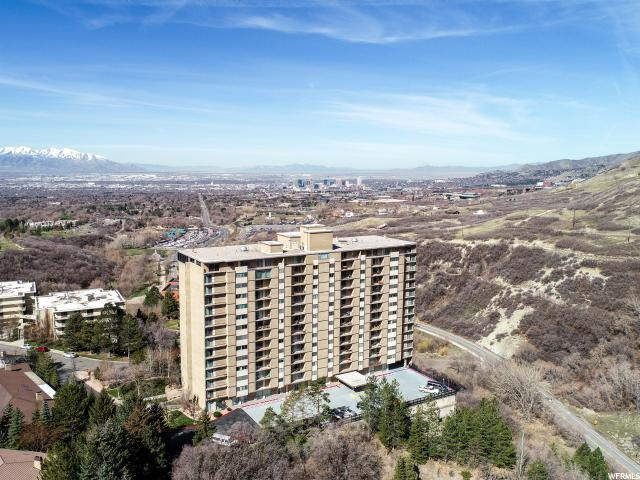 875 S Donner Way #605, Salt Lake City, UT 84108 (#1514966) :: The Fields Team