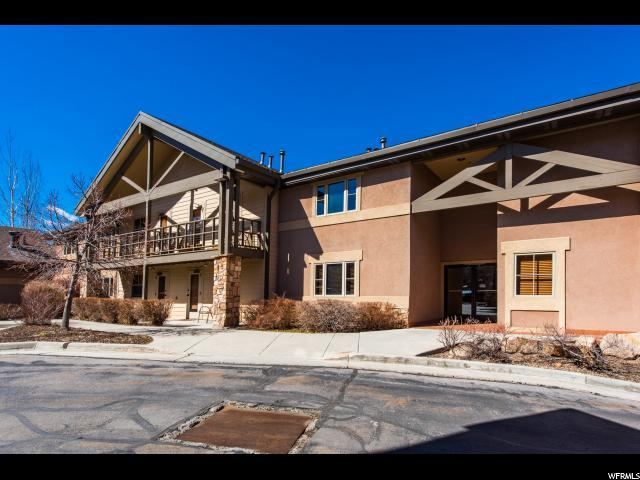 2260 Park Ave #2, Park City, UT 84060 (#1515038) :: The Fields Team