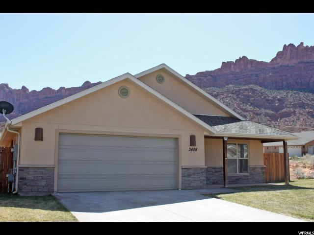3408 Tierra Norte Dr, Moab, UT 84532 (#1515041) :: Bustos Real Estate   Keller Williams Utah Realtors