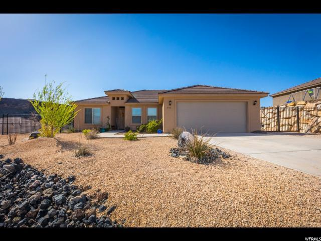 356 E 920 N, Hurricane, UT 84737 (#1515202) :: The Fields Team
