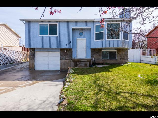 3519 W Danube Dr S, Taylorsville, UT 84118 (#1515300) :: Colemere Realty Associates