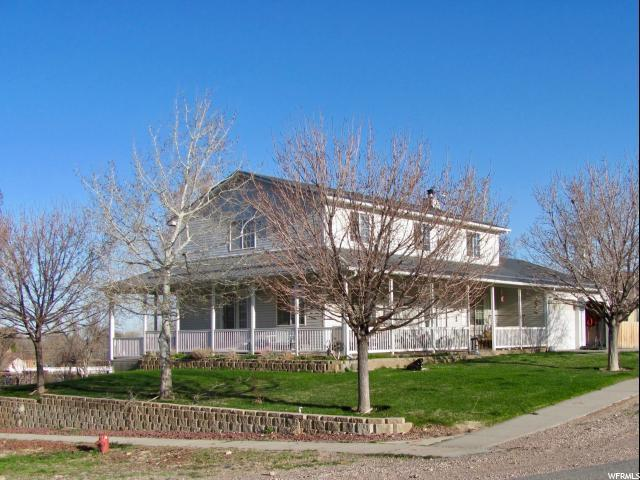 325 N 100 E, Fillmore, UT 84631 (#1515329) :: The Fields Team