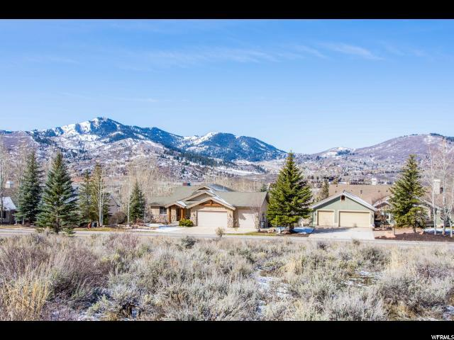 8940 N Sackett W, Park City, UT 84098 (#1515572) :: Exit Realty Success