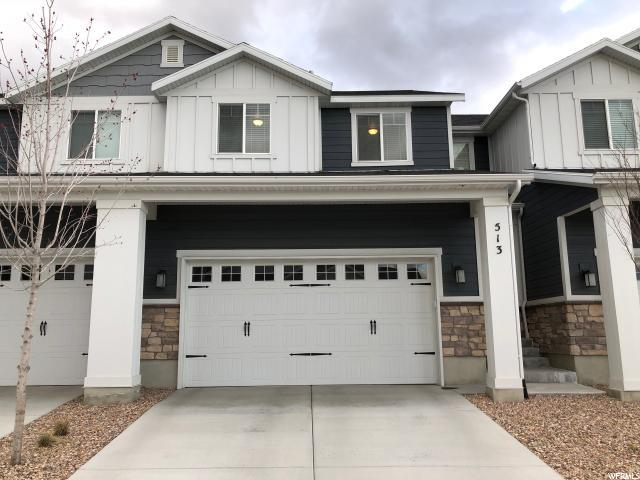 513 W Sunpark Ln, Draper, UT 84020 (#1515639) :: Exit Realty Success