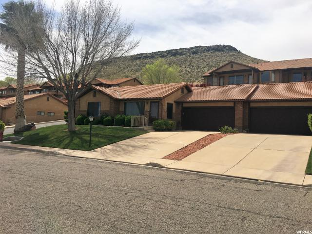 561 N Ridge View Dr, St. George, UT 84770 (#1515756) :: goBE Realty