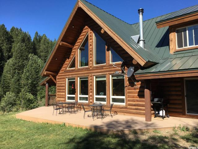 3386 Trail Canyon Rd, Soda Springs, ID 83276 (#1516046) :: The Fields Team
