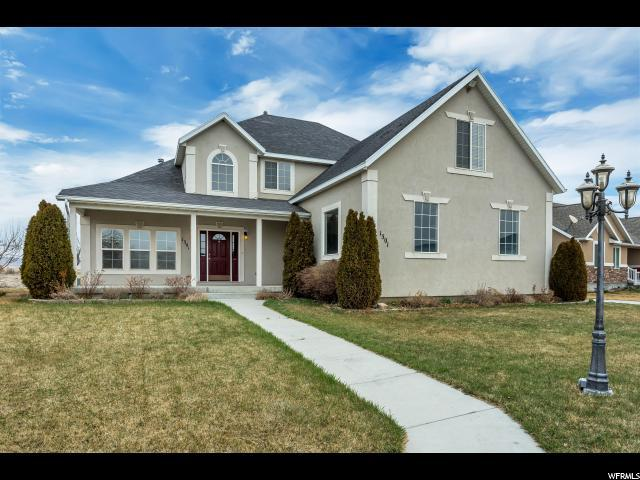 1301 Falcon Ln, Eagle Mountain, UT 84005 (#1516111) :: The Fields Team