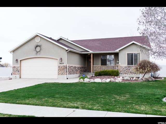 3623 N 2800 W, Farr West, UT 84404 (#1516169) :: Exit Realty Success