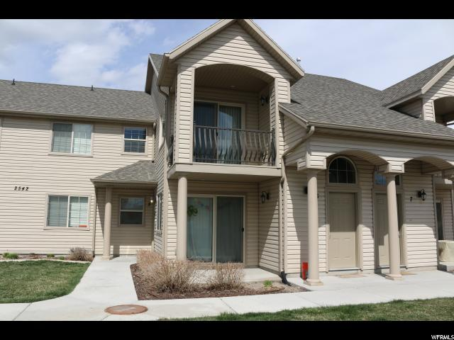 2542 W 500 S #6, Springville, UT 84663 (#1516172) :: Bustos Real Estate | Keller Williams Utah Realtors