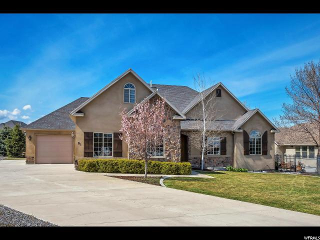91 E Eight Iron Ct S, Saratoga Springs, UT 84045 (#1516204) :: Colemere Realty Associates