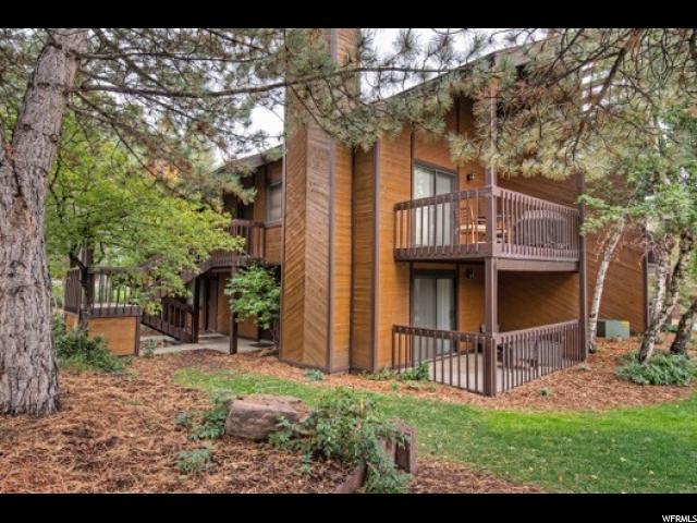 2025 N Canyon Resort Dr U-4, Park City, UT 84098 (#1516248) :: Bustos Real Estate | Keller Williams Utah Realtors