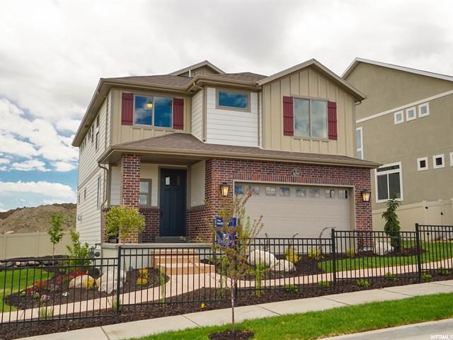 4299 W Rosecrest Rd S, Herriman, UT 84096 (#1516299) :: Big Key Real Estate