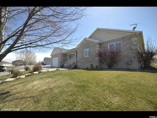 869 Canyon View Dr, Roosevelt, UT 84066 (#1516326) :: Colemere Realty Associates