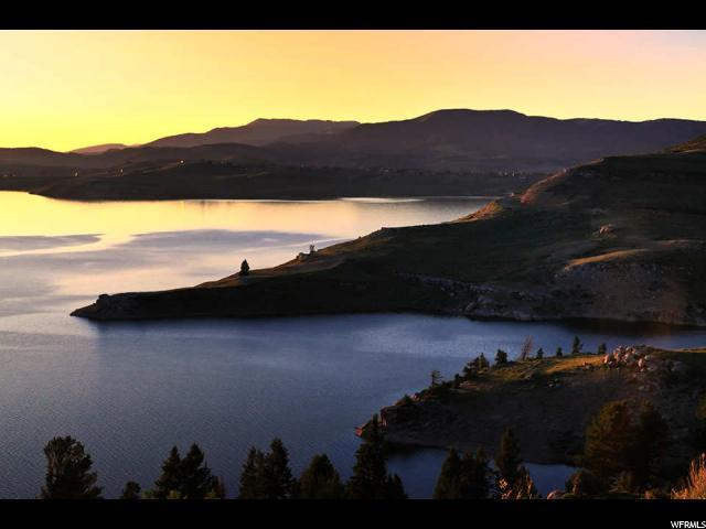 6035 S Strawberry Lakeview Dr, Heber City, UT 84032 (MLS #1516398) :: High Country Properties