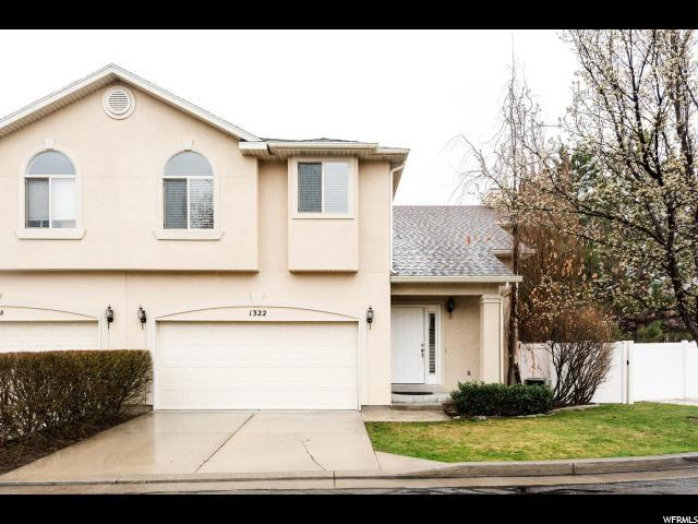 1322 E Old Maple Ct, Salt Lake City, UT 84117 (#1516432) :: Exit Realty Success