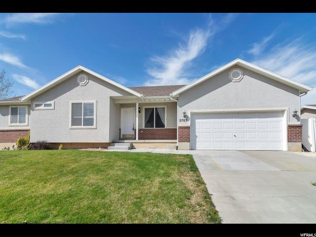 2783 E Canyon Crest Dr, Spanish Fork, UT 84660 (#1516510) :: The Fields Team