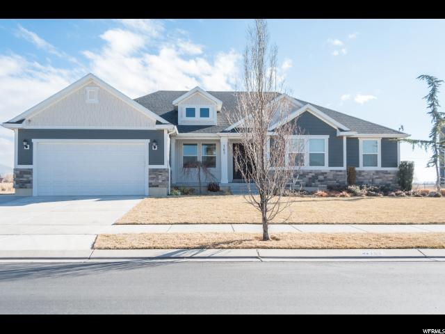 703 S Lake View Dr, Vineyard, UT 84058 (#1516546) :: Colemere Realty Associates