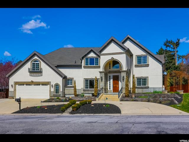 2765 E Blue Spruce Dr, Holladay, UT 84117 (#1516591) :: Exit Realty Success