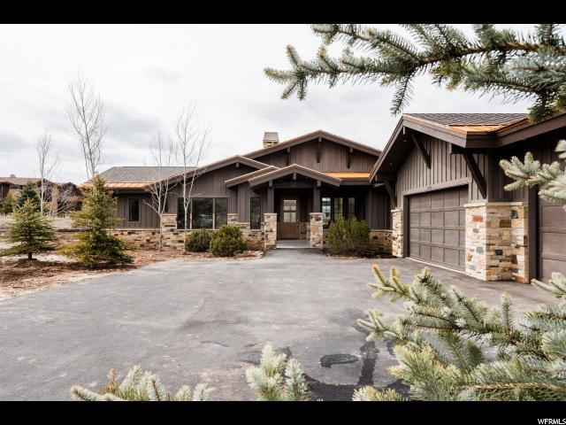 2470 Saddlehorn Dr, Park City, UT 84098 (#1516615) :: Red Sign Team