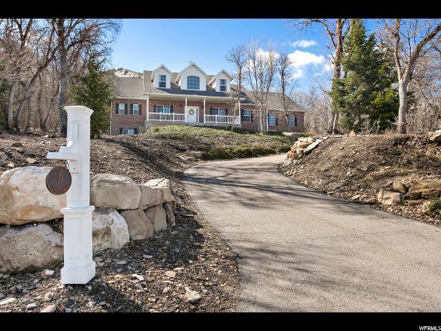 95 E Bridger Cir, Woodland Hills, UT 84653 (#1516694) :: Big Key Real Estate