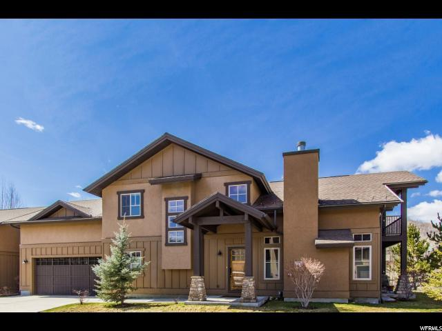 7871 Engen Loop, Park City, UT 84098 (#1516695) :: Exit Realty Success