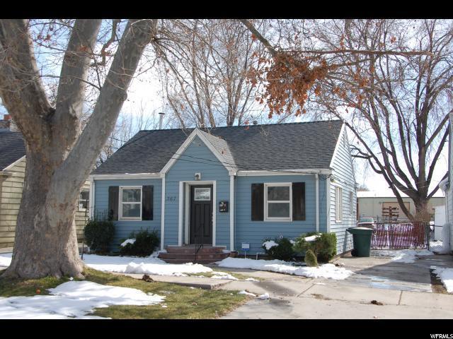 367 W 700 N, Salt Lake City, UT 84103 (#1516712) :: Bustos Real Estate | Keller Williams Utah Realtors