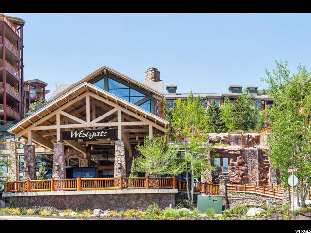 3000 Canyon Resort Dr #4409, Park City, UT 84098 (#1516788) :: Red Sign Team