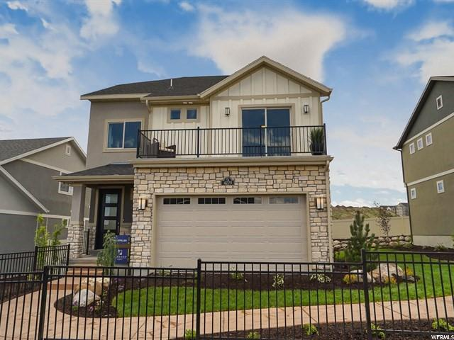 4279 W Rosecrest Rd S, Herriman, UT 84096 (#1516807) :: Big Key Real Estate