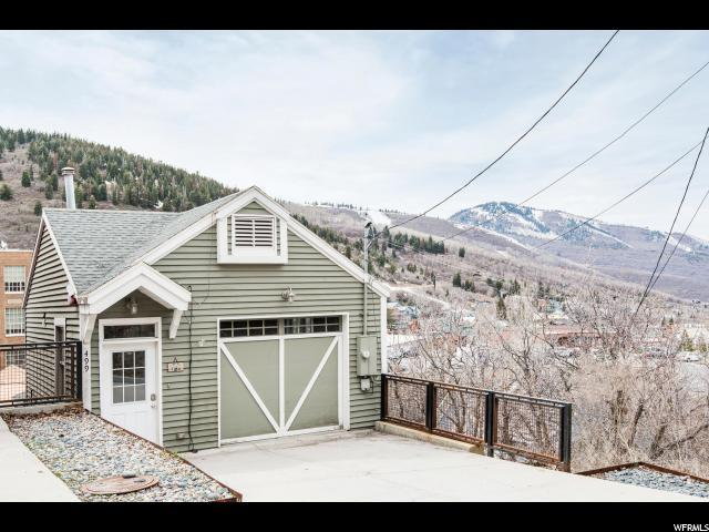499 Ontario Ave, Park City, UT 84060 (#1516865) :: goBE Realty
