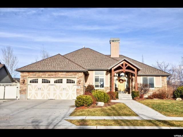 1885 Fieldstone Ln, Heber City, UT 84032 (MLS #1516882) :: High Country Properties