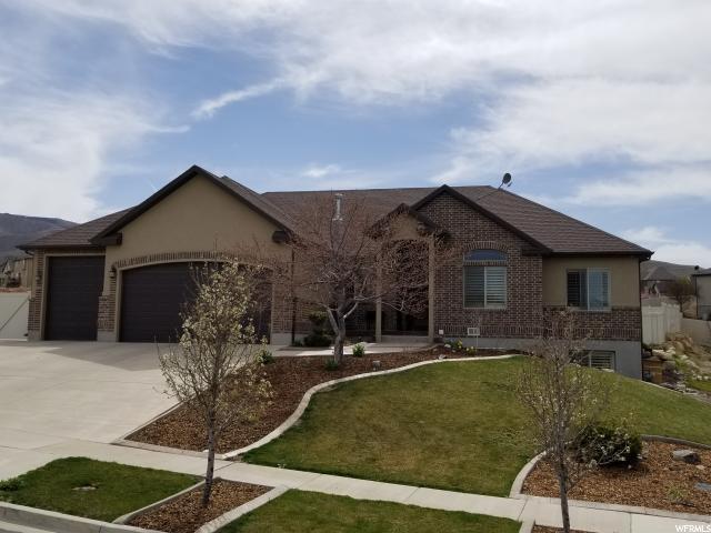 1439 S Hillside Dr, Saratoga Springs, UT 84045 (#1516924) :: Exit Realty Success