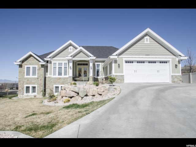3385 N 1325 W, Pleasant View, UT 84414 (#1517010) :: Keller Williams Legacy