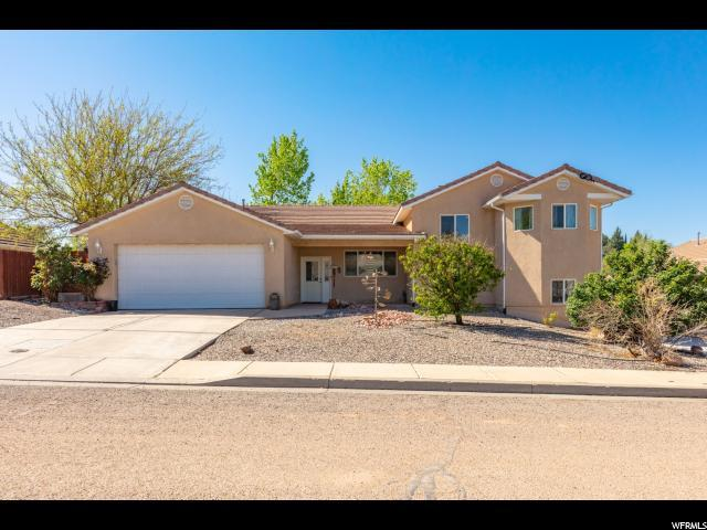 395 W 400 N, La Verkin, UT 84745 (#1517061) :: The Fields Team
