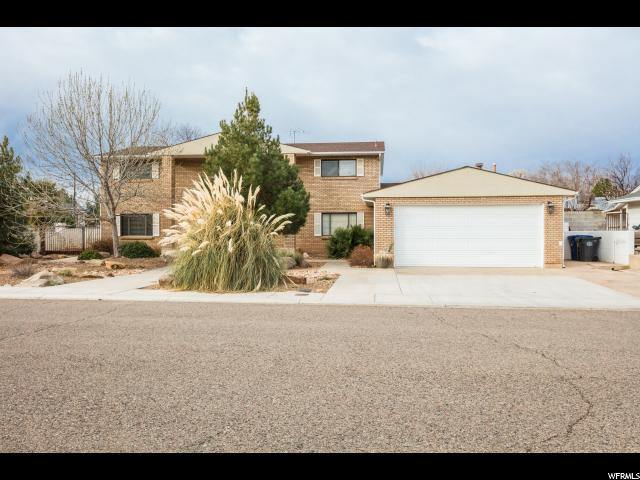 1561 W Brookview Ln, St. George, UT 84770 (#1517093) :: Exit Realty Success