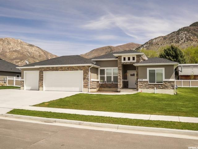 2128 N 800 E, North Ogden, UT 84414 (#1517167) :: Red Sign Team