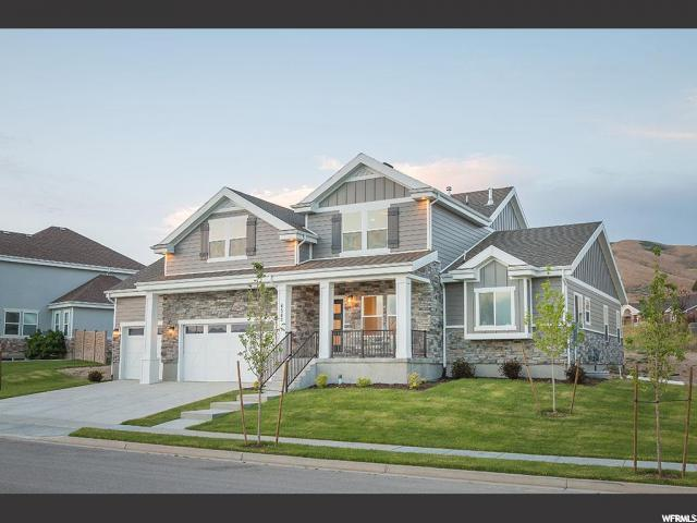 4562 N Crest Ridge Rd #7, Lehi, UT 84043 (#1517179) :: Big Key Real Estate