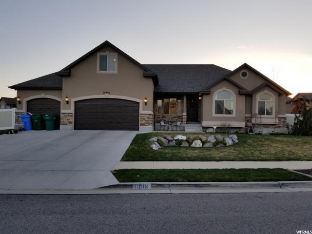 11916 S Scenic Acres Dr. W, Riverton, UT 84096 (#1517205) :: Big Key Real Estate