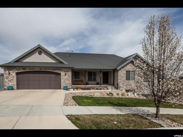 3917 E Hopi Rd, Eagle Mountain, UT 84005 (#1517231) :: Exit Realty Success