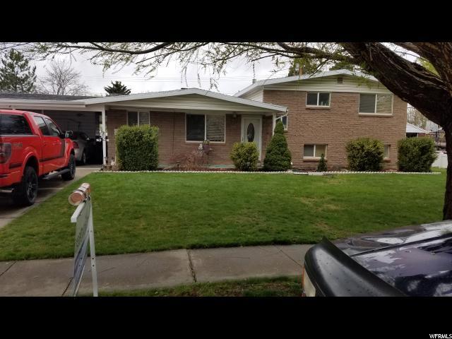 4230 S Chegwidden Ln W, Taylorsville, UT 84123 (#1517233) :: Exit Realty Success
