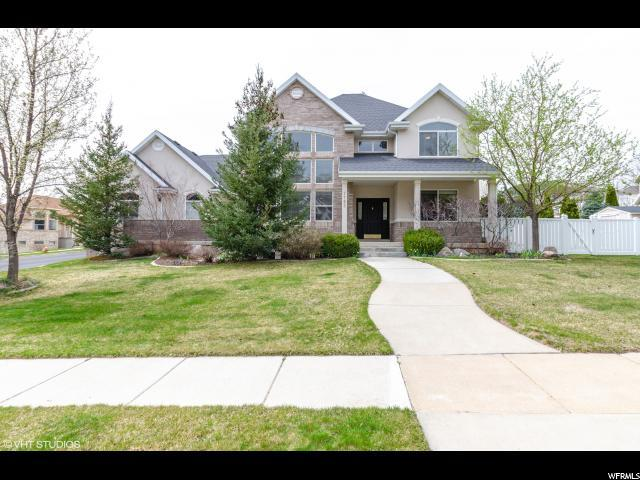 2793 N 2225 Dr E, Layton, UT 84040 (#1517247) :: Big Key Real Estate