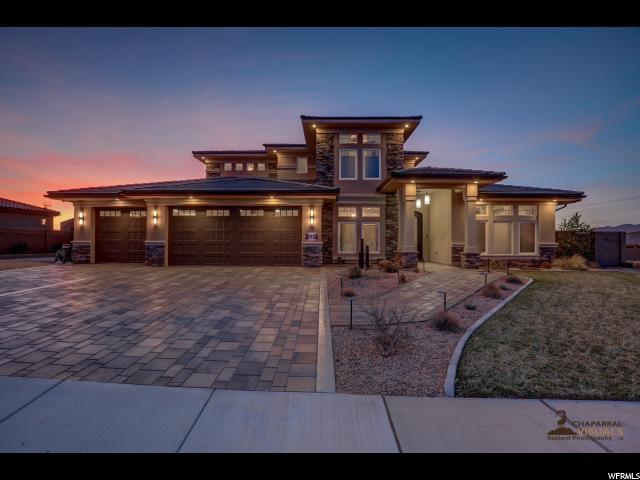 2750 S 4050 Cir W, Hurricane, UT 84737 (#1517327) :: The Fields Team