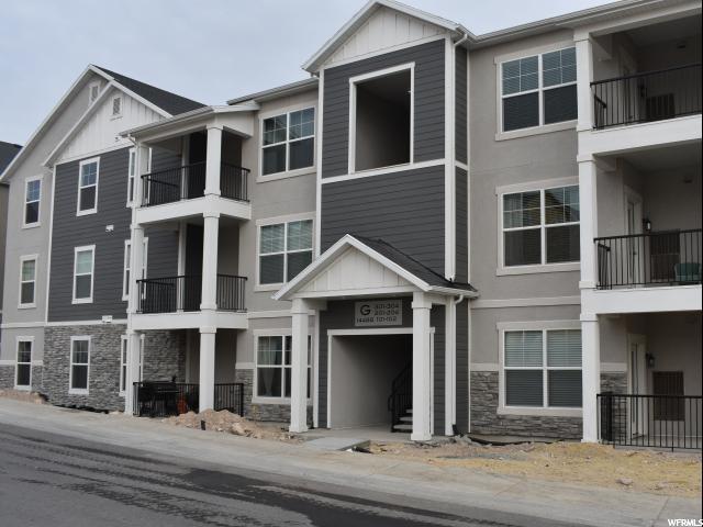 14453 S Selvig Way W D201, Herriman, UT 84096 (#1517341) :: Bustos Real Estate   Keller Williams Utah Realtors