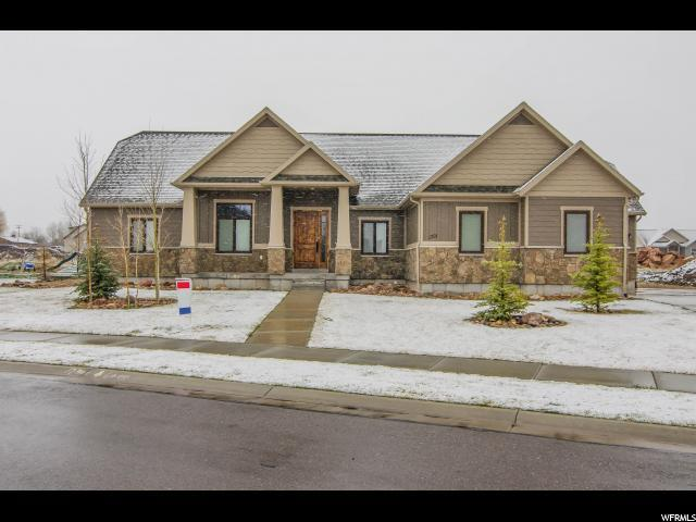 1301 S 2950 E, Heber City, UT 84032 (MLS #1517376) :: High Country Properties