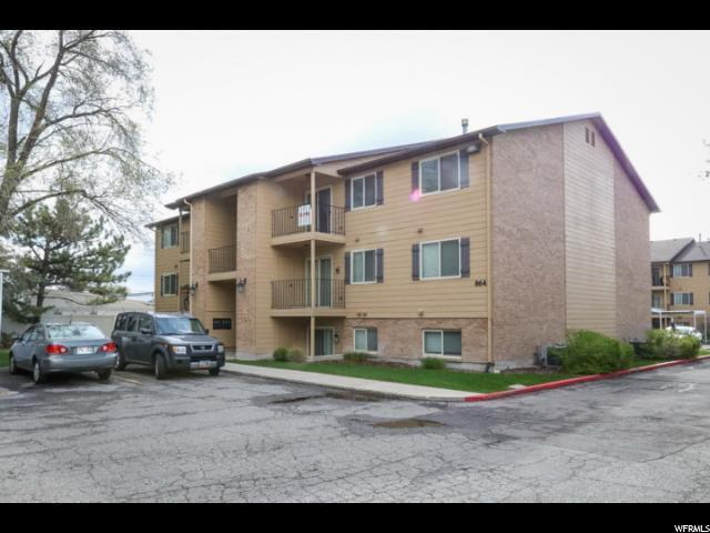 864 E Bristle Pine Pl #31, Salt Lake City, UT 84106 (#1517377) :: Exit Realty Success